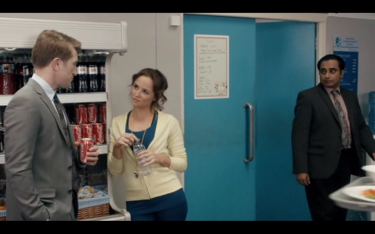 Coca-Cola - Absolutely Anything (2015) Movie Product Placement