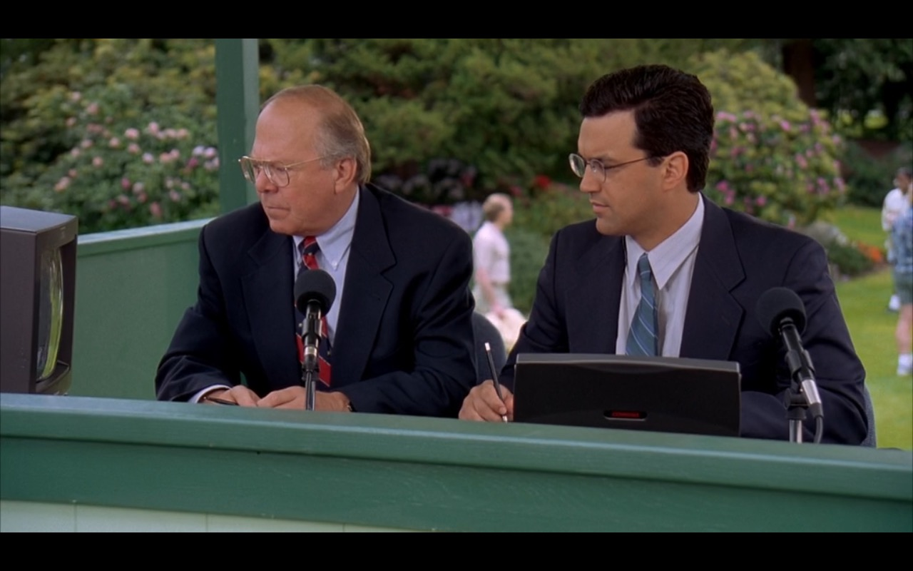Compaq Notebook – Happy Gilmore (1996) Movie Product Placement