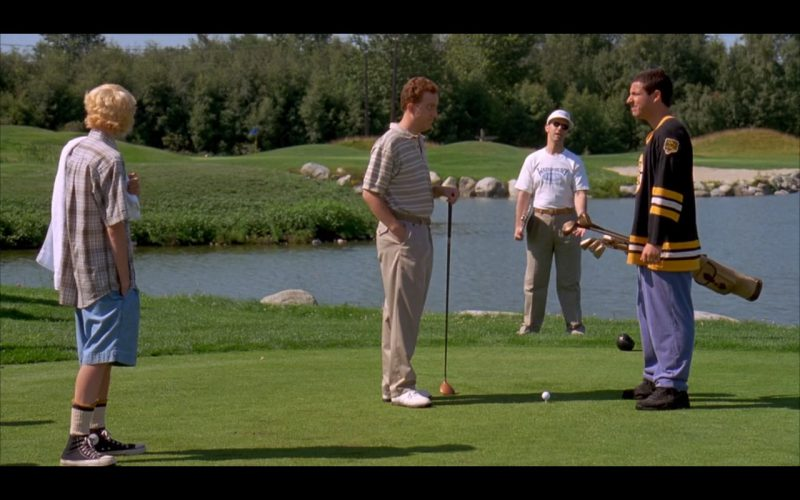 Converse Sneakers – Happy Gilmore 1996 Product Placement (1)