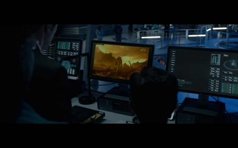 DELL Computers – Fantastic Four (2015) Product Placement