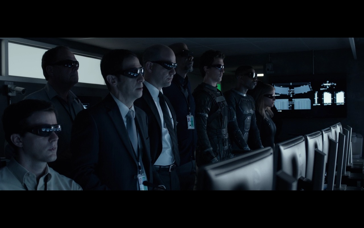 DELL Monitors – Fantastic Four (2015) Movie Product Placement