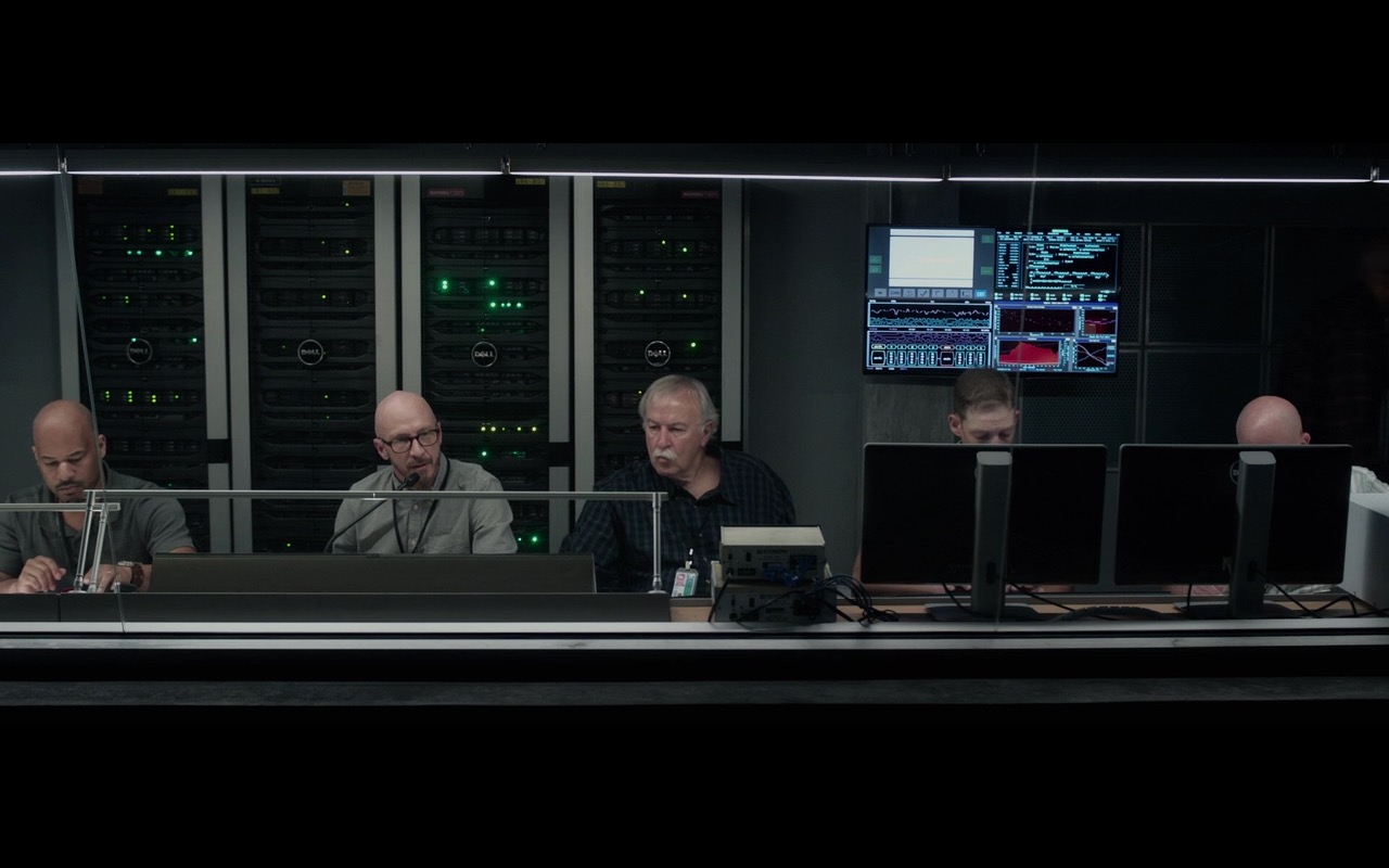 DELL Servers – Fantastic Four (2015) Movie Product Placement