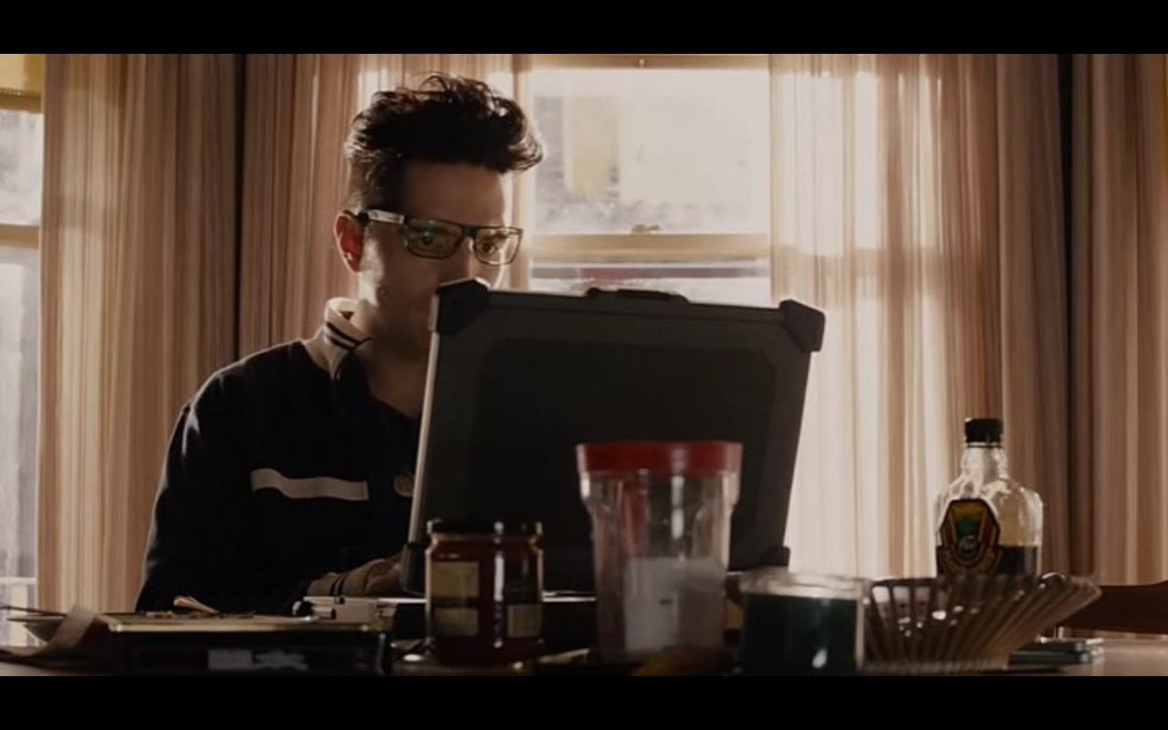 Dell Notebook – Ant-Man (2015) Movie Product Placement