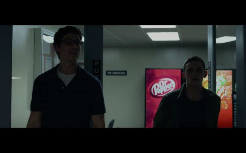 Dr Pepper – Fantastic Four 2015 Product Placement (2)