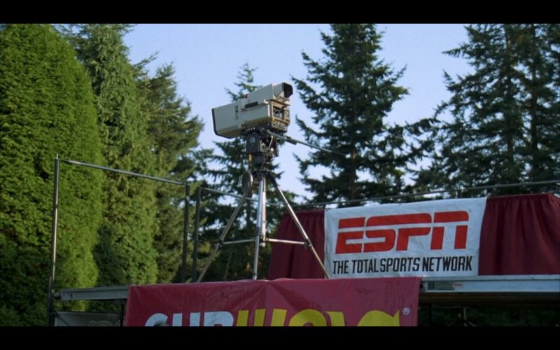 ESPN – Happy Gilmore (1996) Movie Product Placement