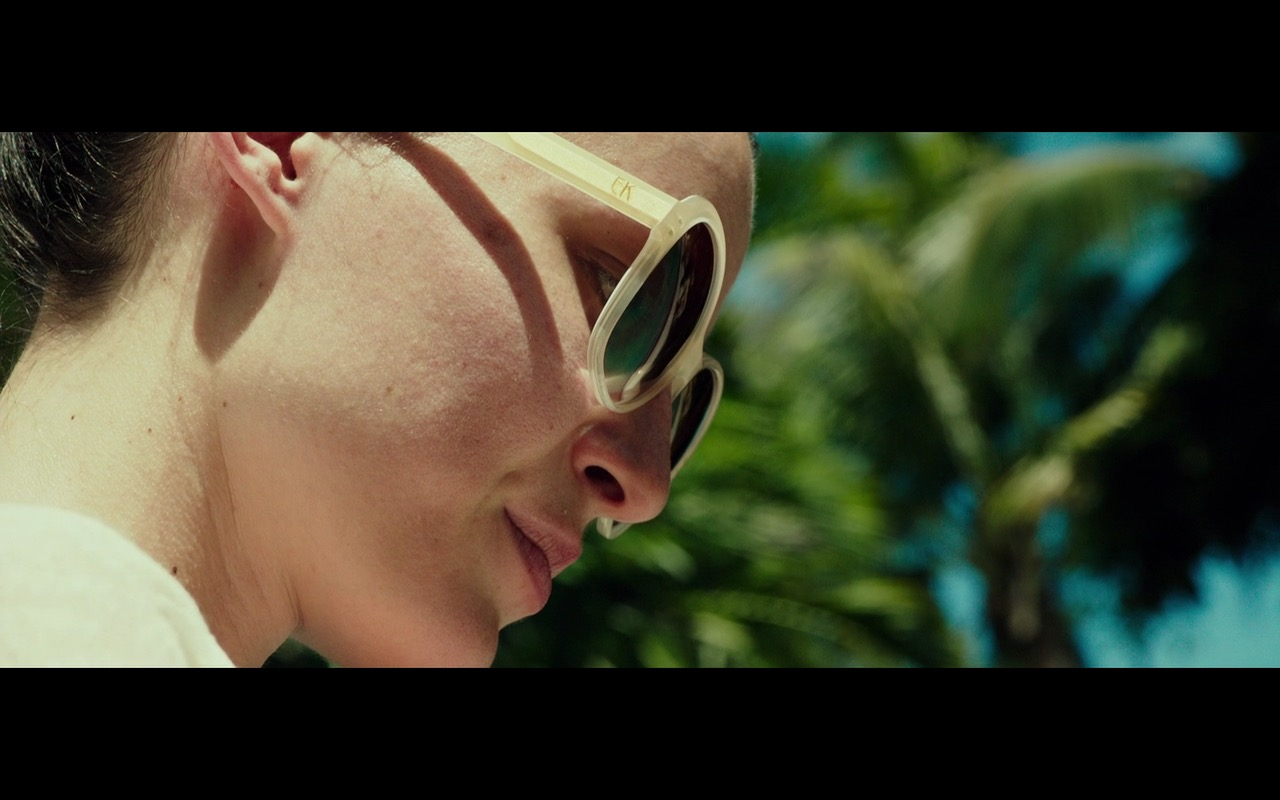Emmanuelle Khanh Sunglasses For Women – The Transporter Refueled (2015) Movie Product Placement