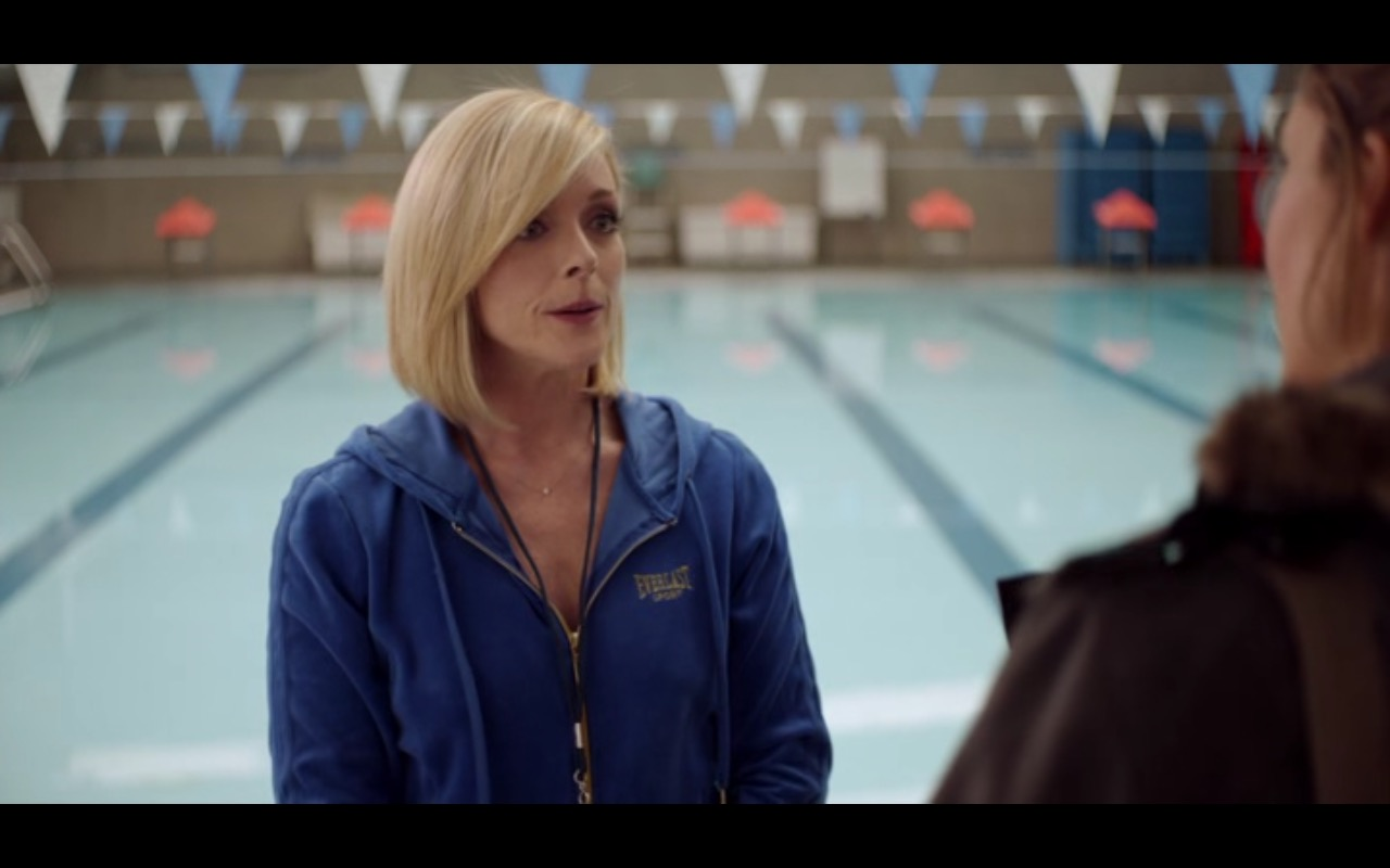 Everlast Hooded Sweatshirt For Women - Adult Beginners (2015) - Movie Product Placement