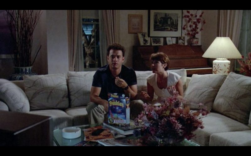 Freakies sweetened breakfast cereals - The 'Burbs (1989) Movie Product Placement