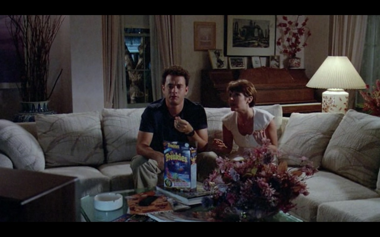 Freakies sweetened breakfast cereals - The 'Burbs 1989 (1)