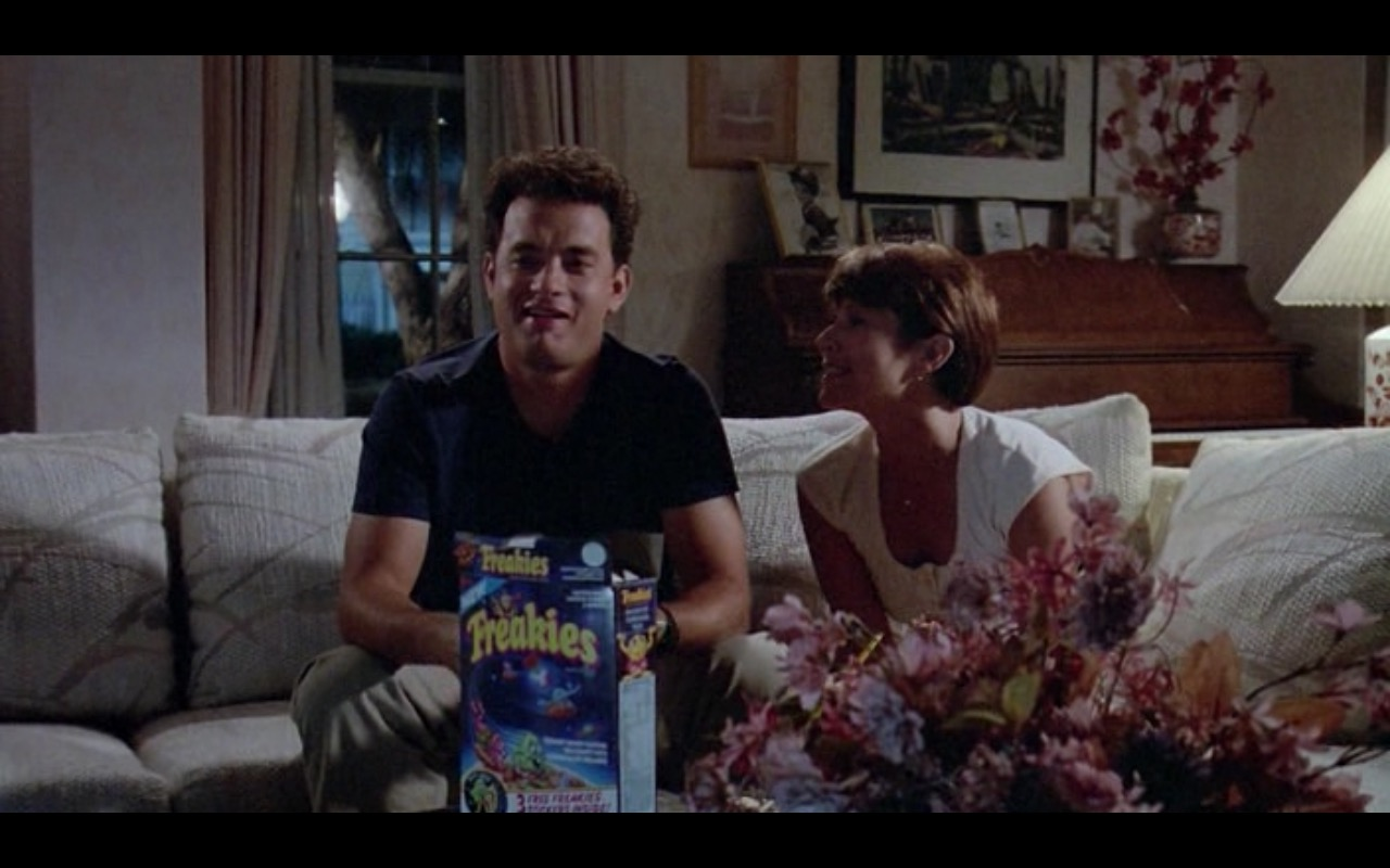 Freakies sweetened breakfast cereals - The 'Burbs 1989 (2)