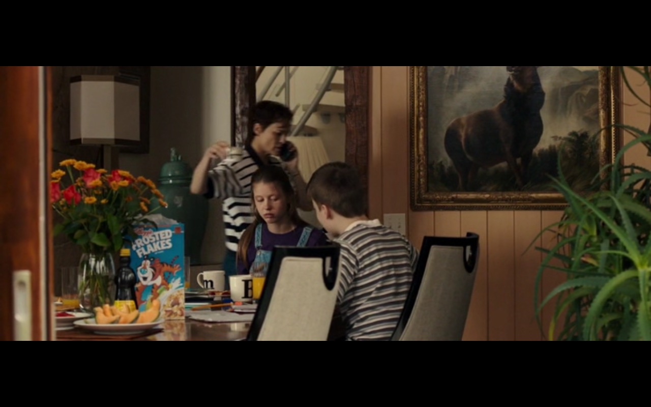 Kellogg's Frosted Flakes Cereals – Everest (2015) Movie Product Placement