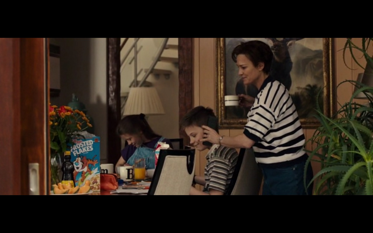 Kellogg's Frosted Flakes Cereals – Everest (2015) - Movie Product Placement
