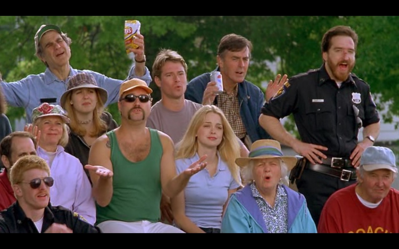 LAY'S and PEPSI – Super Troopers (2001) Movie Product Placement