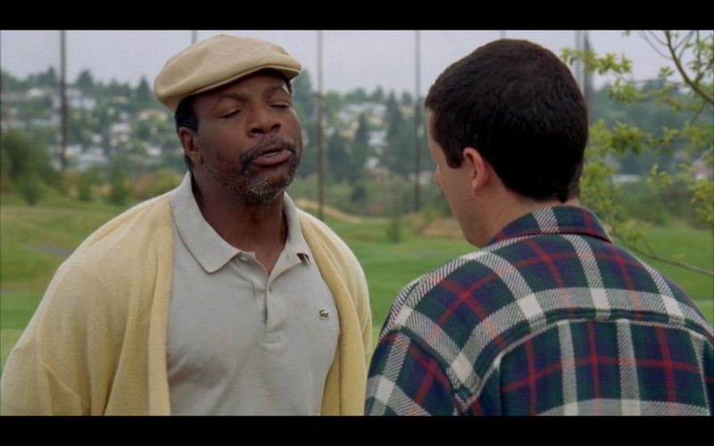 Lacoste Polo Shirt For Men – Happy Gilmore (1996) Movie Product Placement