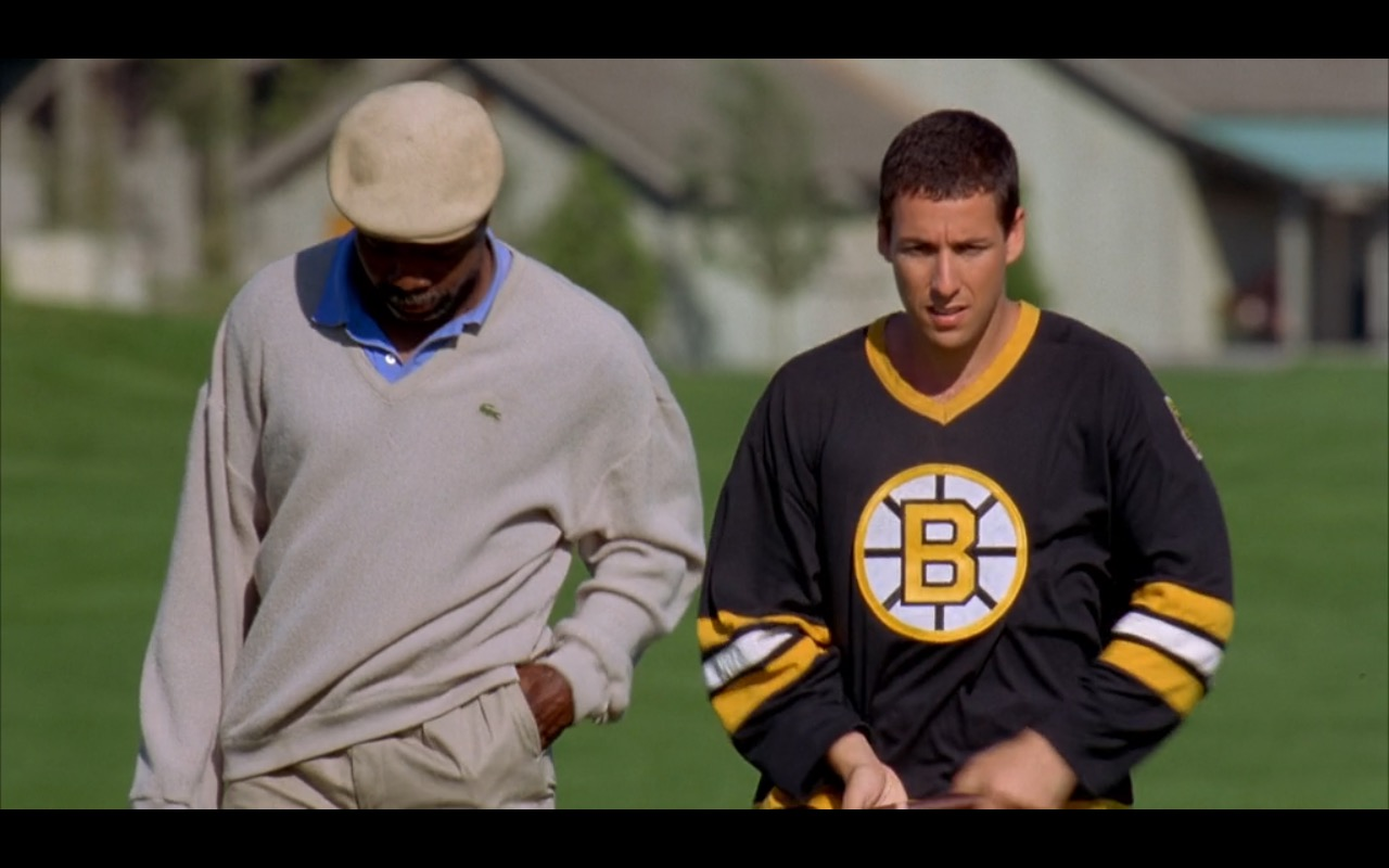 Lacoste Sweater For Men – Happy Gilmore (1996) - Movie Product Placement