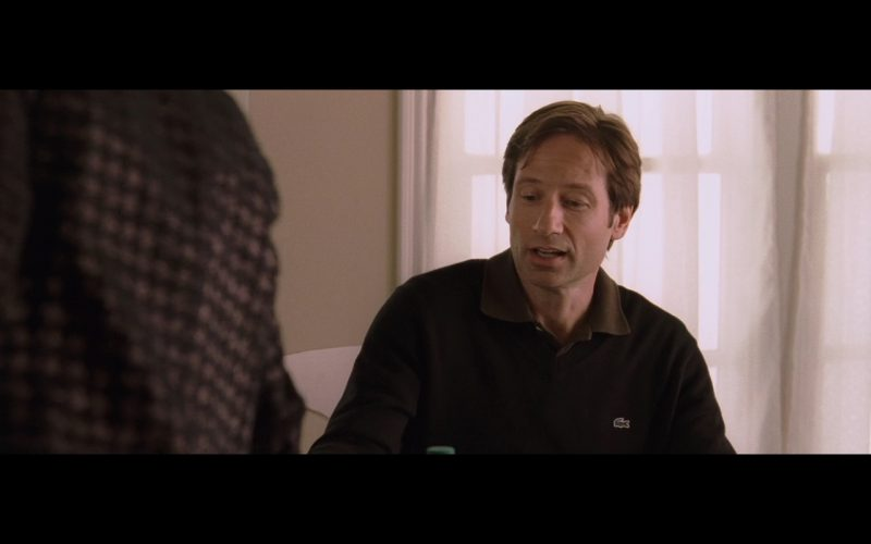 Lacoste Sweater For Men – The Joneses (2009) Movie Product Placement
