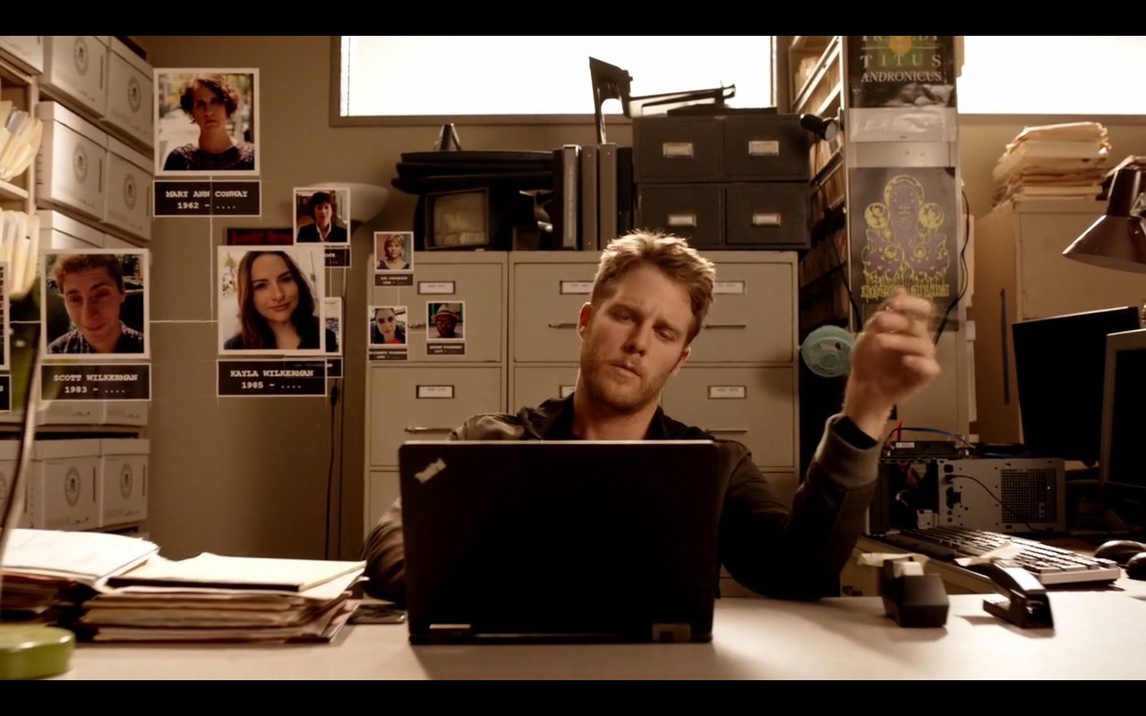 Lenovo ThinkPad Notebook - Limitless Product Placement in TV Series (1)
