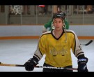 Louisville Hockey Stick, Jofa Hockey Gloves & CCM Helmet  (1)