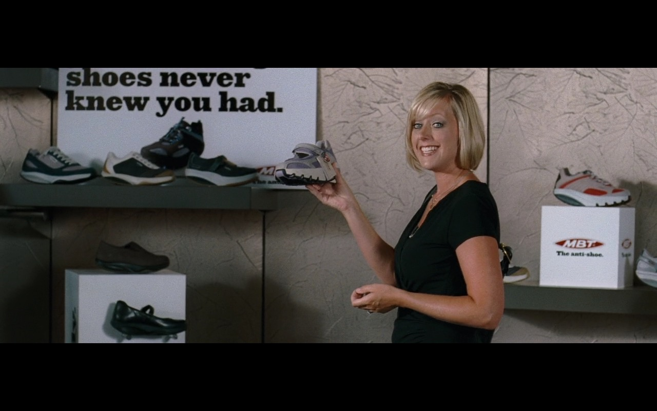 MBT Sneakers – The Joneses (2009) Movie Product Placement
