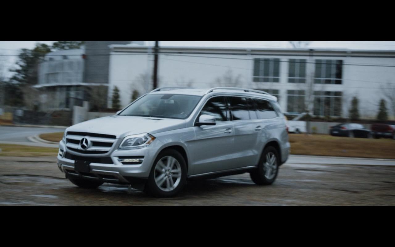 Mercedes Benz Gl 450 4matic Zipper 2015 Movie Scenes