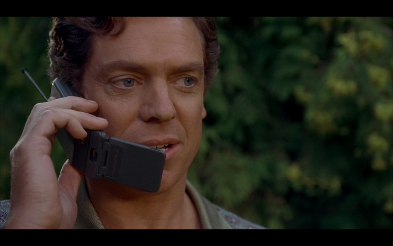 Motorola Phone – Happy Gilmore (1996) Movie Product Placement