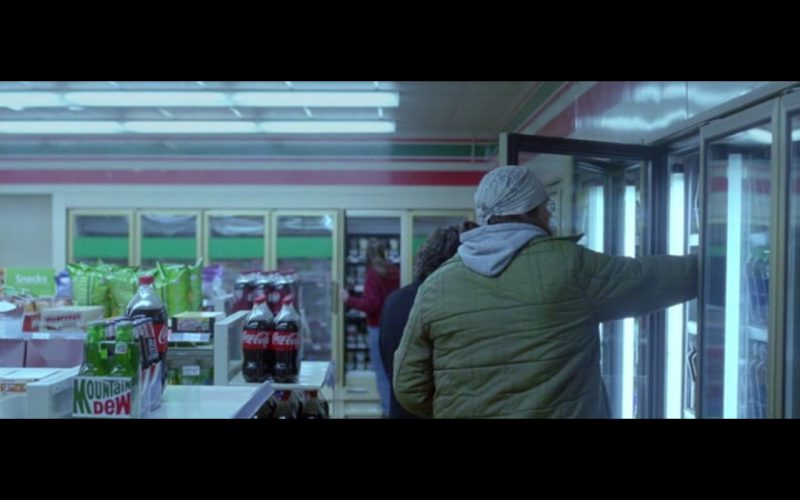 Mountain Dew and Coca-Cola – The End of the Tour (2015)