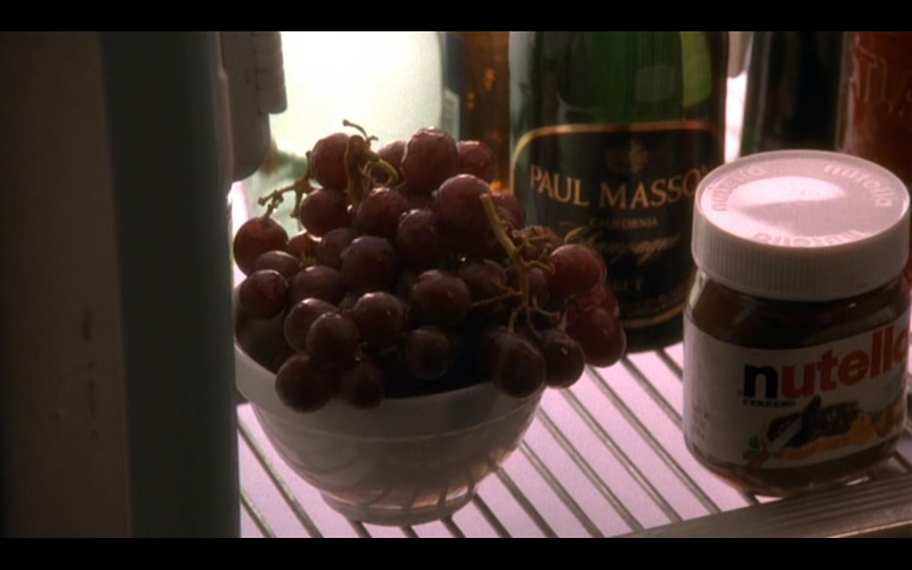 Nutella And Paul Masson – Hot Shots! (1991) Movie Product Placement