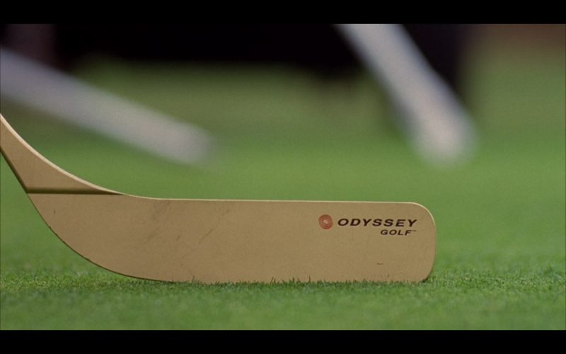Odyssey Golf Putter – Happy Gilmore (1996) Movie Product Placement