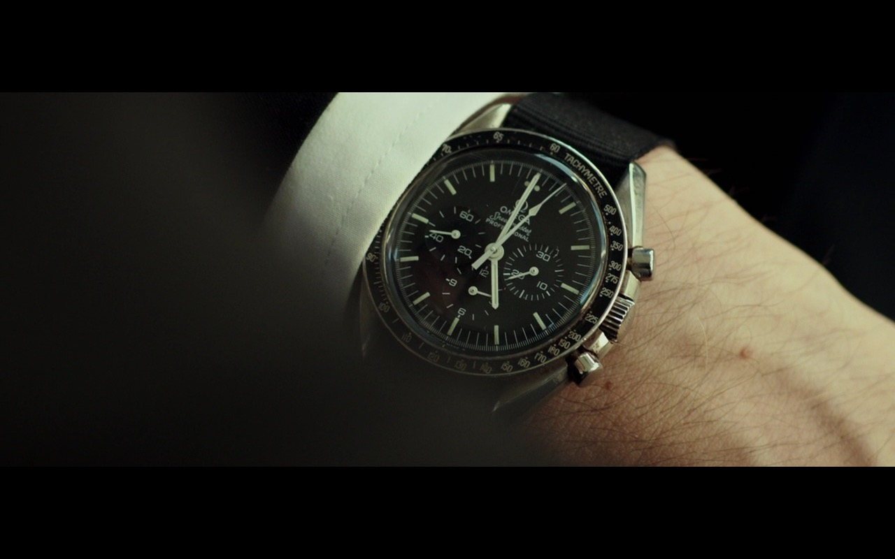 Omega Speedmaster Professional Watches – The Transporter Refueled (2015) Movie Product Placement