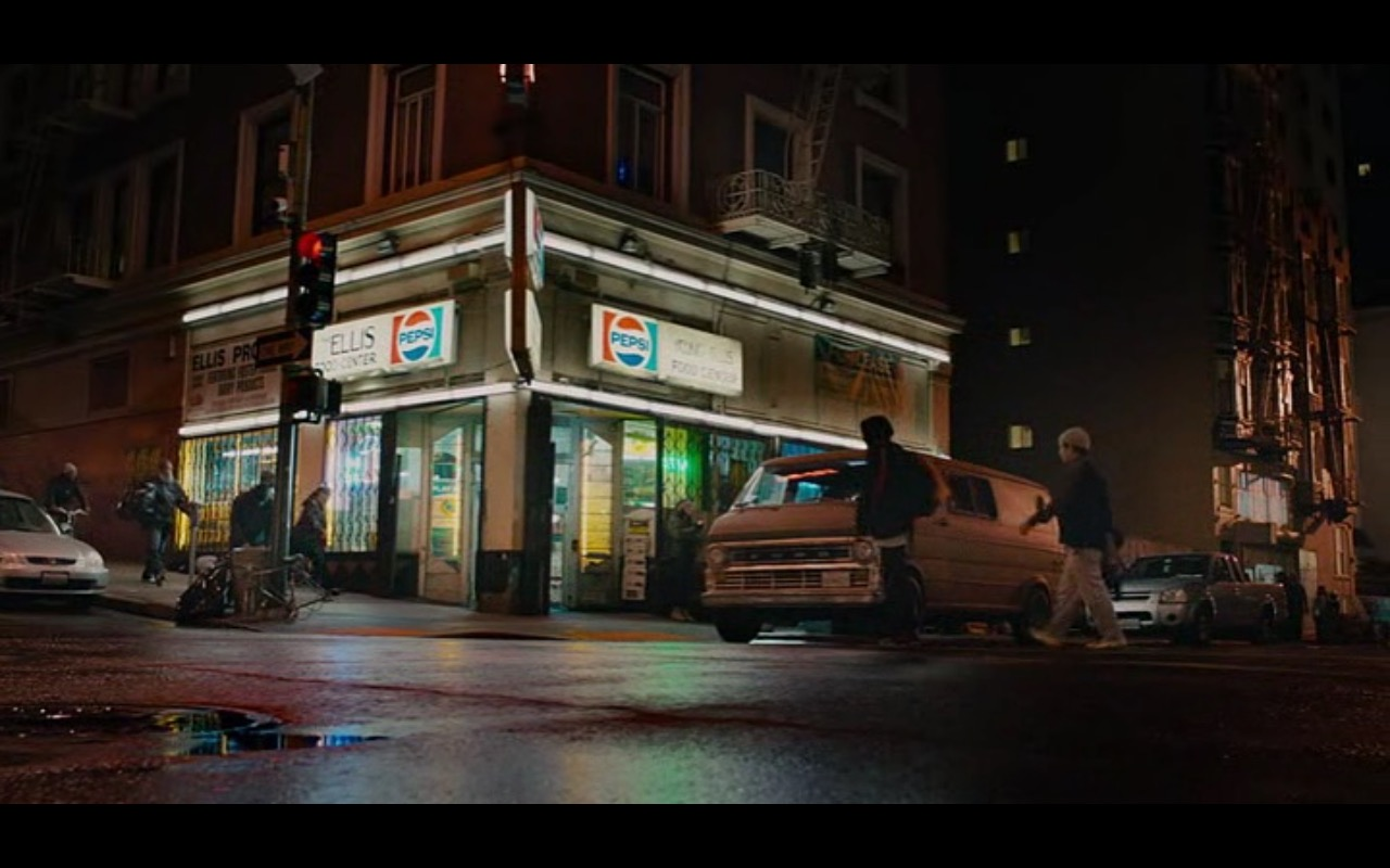 Pepsi – Ant-Man (2015) Movie Product Placement