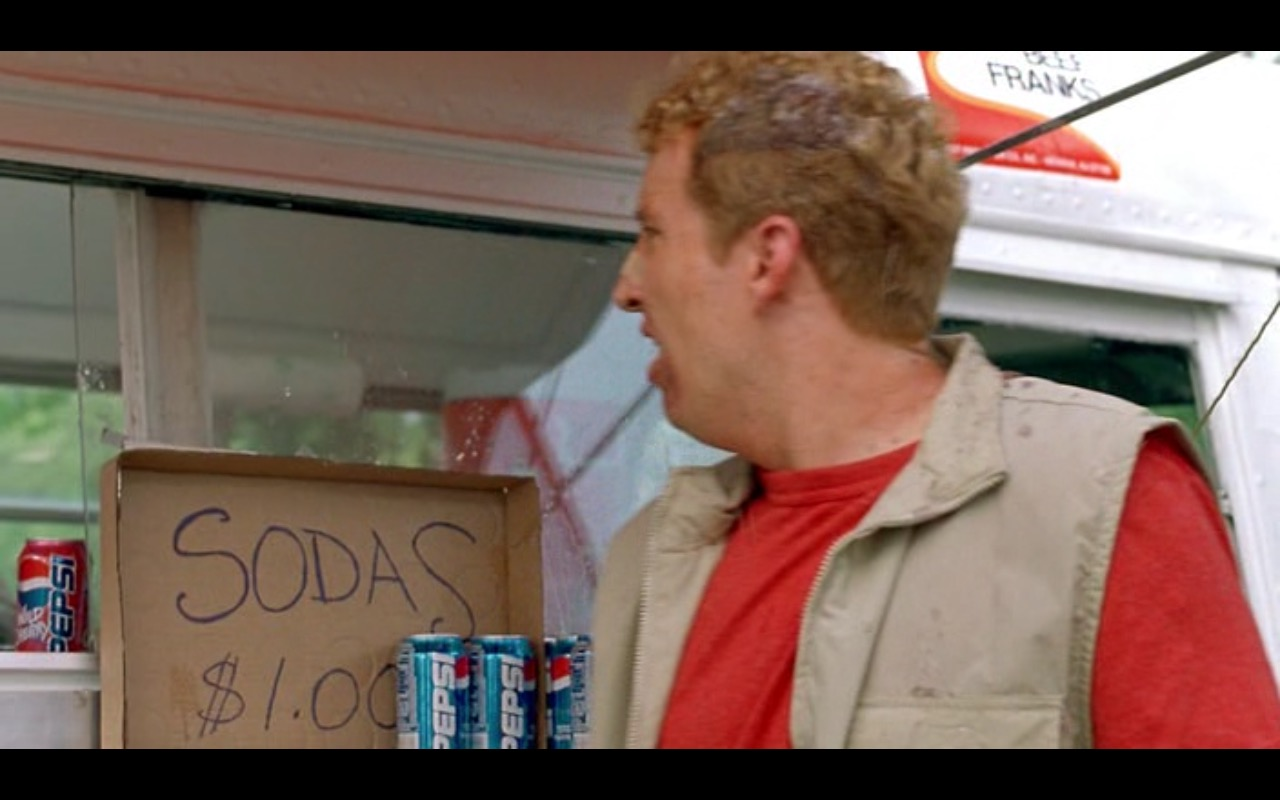 Pepsi – Super Troopers (2001) Movie Product Placement