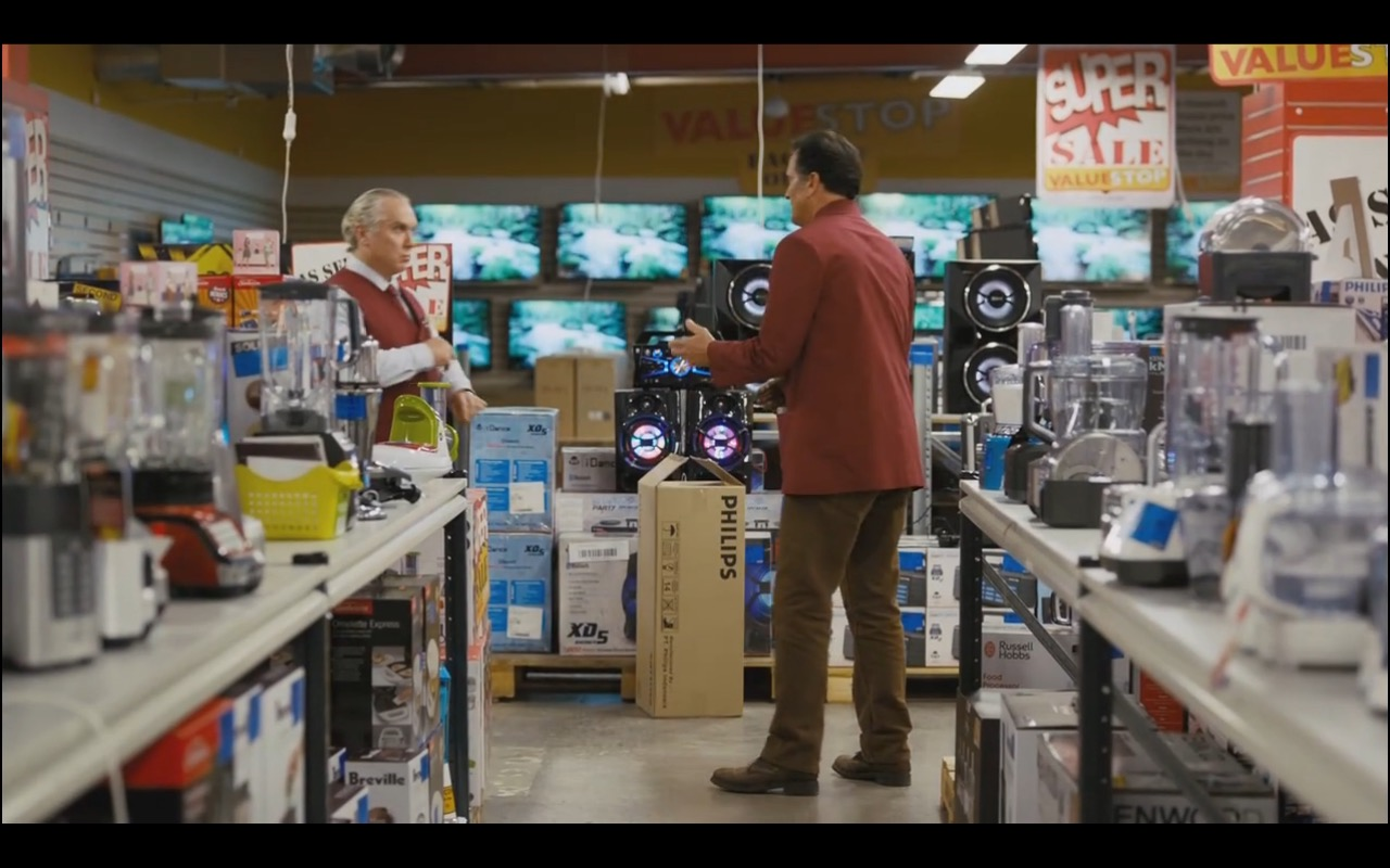 Philips – Ash vs Evil Dead TV Show Product Placement
