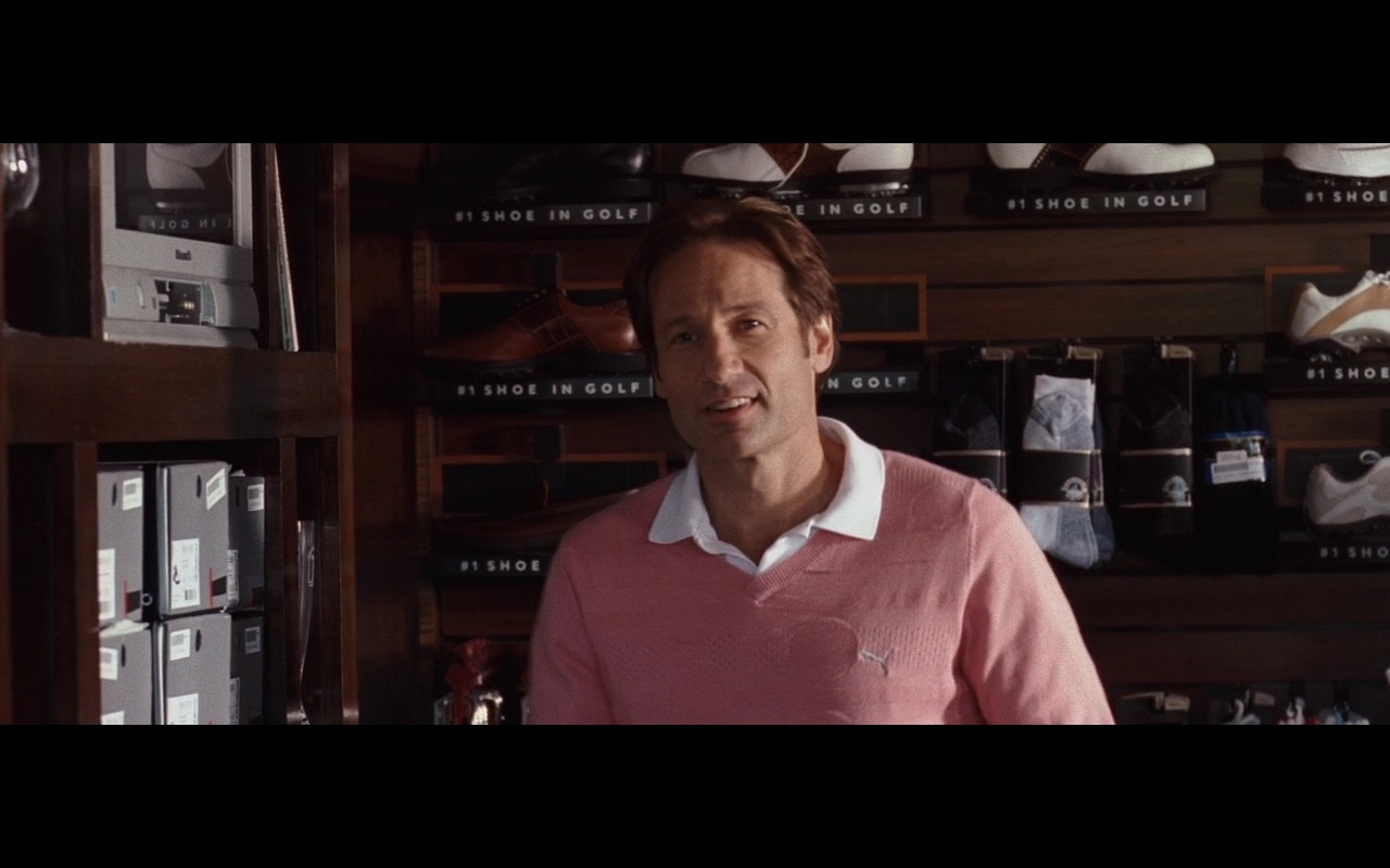 Puma Pink Sweater For Men – The Joneses (2009) Movie Product Placement
