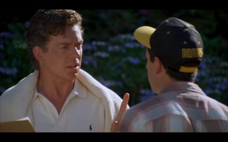 Ralph Lauren Mens Polo Shirt – Happy Gilmore (1996) Movie Product Placement