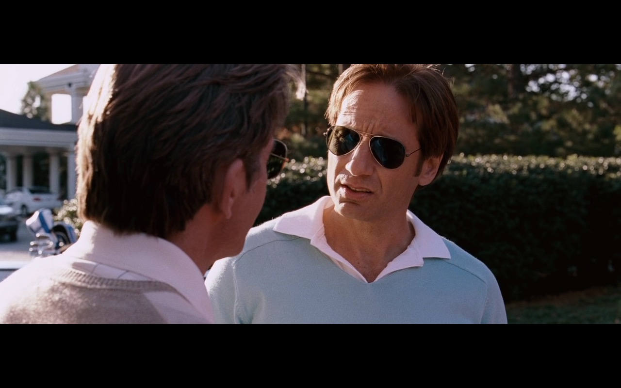 Ray-Ban Men's Sunglasses – The Joneses (2009) Movie Product Placement