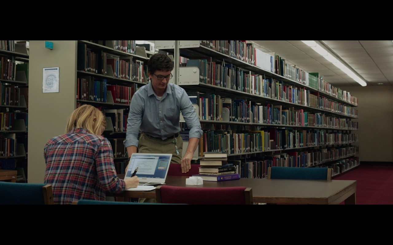 Samsung Notebook – Fantastic Four (2015) - Movie Product Placement