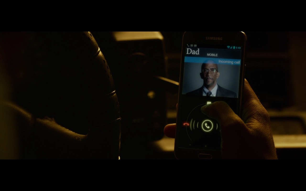 Samsung Smartphones – Fantastic Four (2015) - Movie Product Placement
