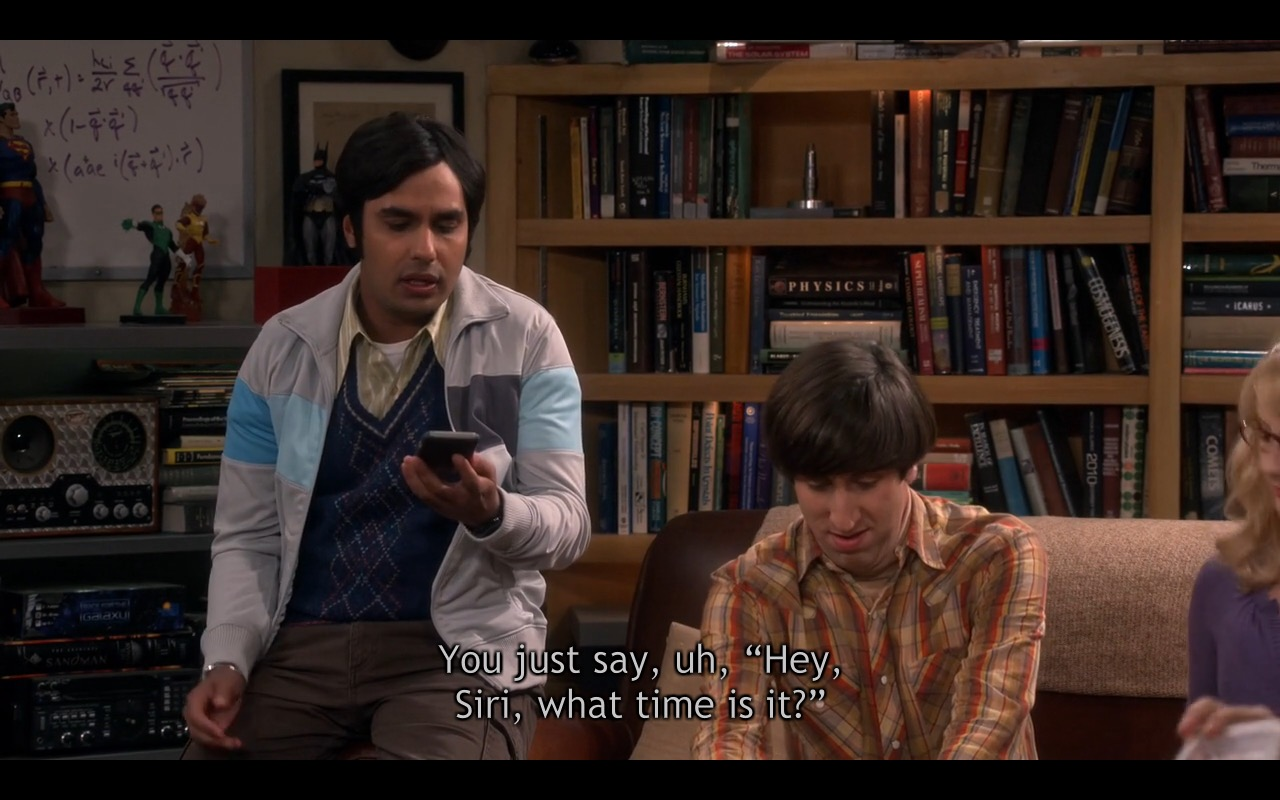 Siri - The Big Bang Theory (3)