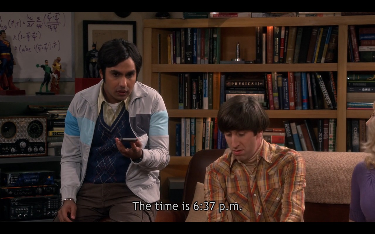 Siri - The Big Bang Theory (4)