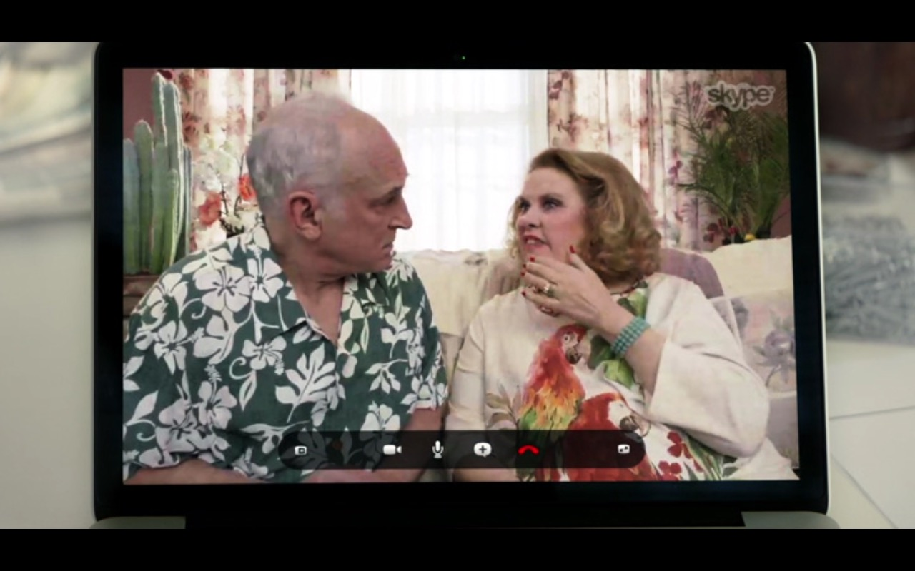 Skype – Adult Beginners (2015) Movie Product Placement