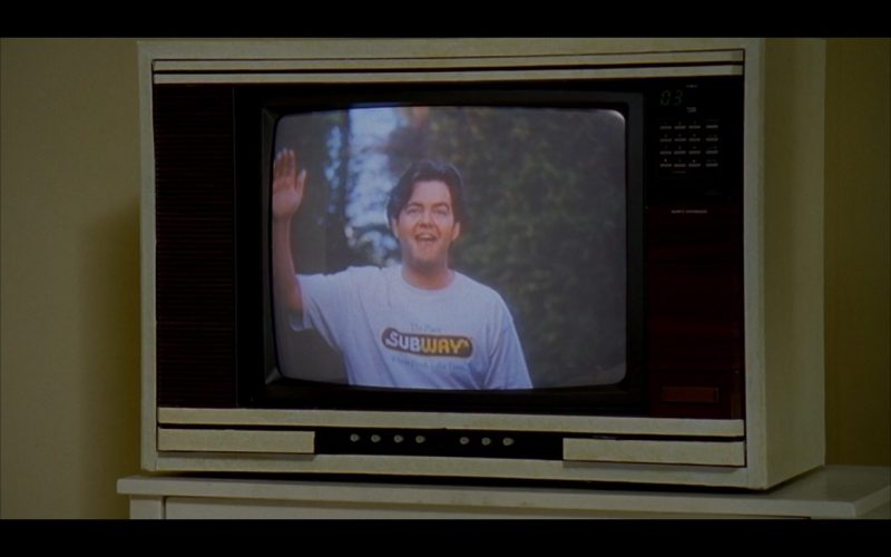 Subway Product Placement in Happy Gilmore Movie (2)