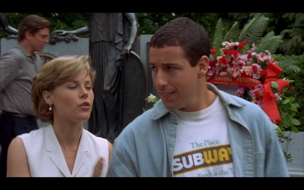 Subway – Happy Gilmore (1996) Movie Product Placement