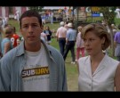 Subway Product Placement in Happy Gilmore Movie (5)