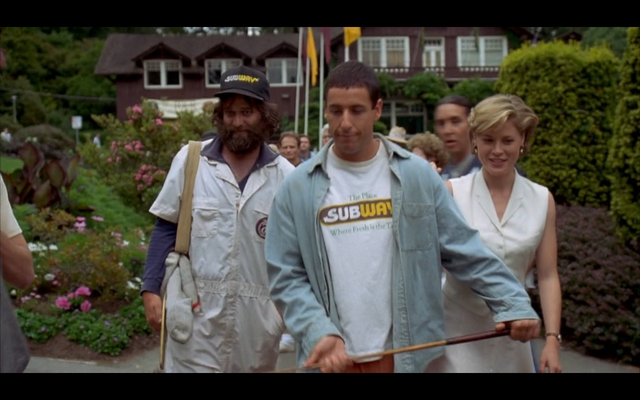 Images Of Subway Happy Gilmore 1996 Hollywood Movie