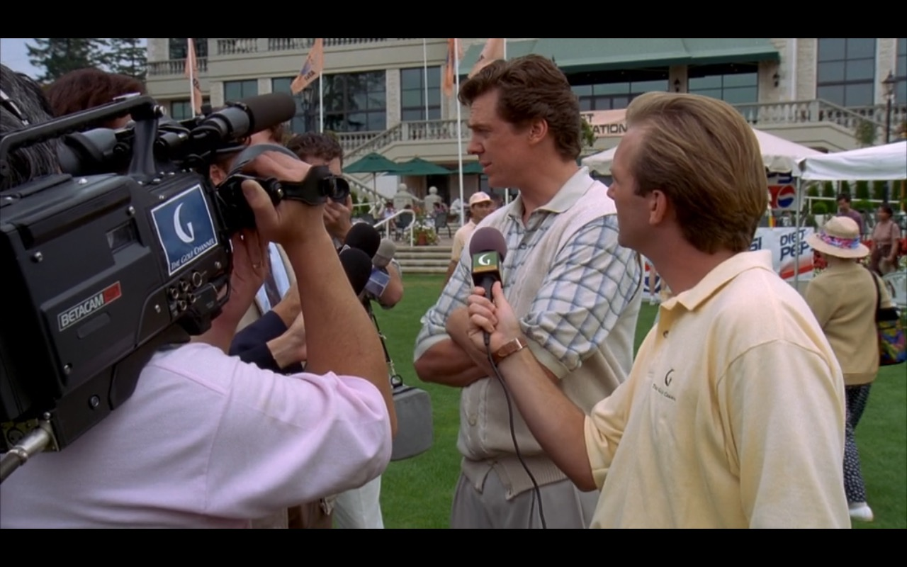 The Golf Channel – Happy Gilmore (1996) Movie Product Placement