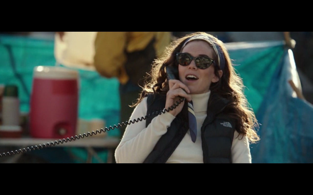 The North Face Vest For Women – Everest (2015) - Movie Product Placement