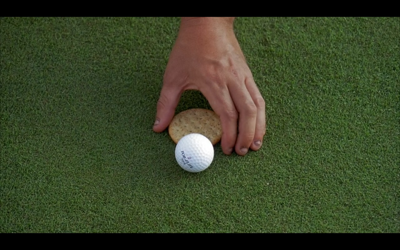 Top Flite Golf Balls – Happy Gilmore (1996) - Movie Product Placement