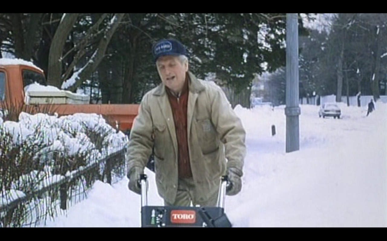 Toro Snow Blower – Nobody's Fool (1994) Movie Product Placement
