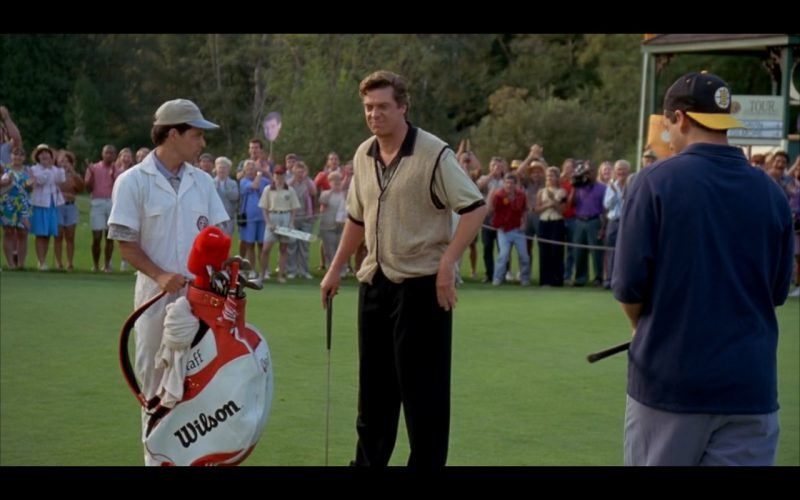 Wilson Golf Bag Cover – Happy Gilmore Product Placement (1)