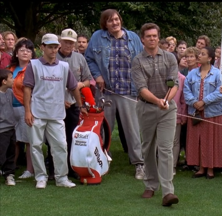Wilson Golf Bag Cover – Happy Gilmore (1996) - Movie Product Placement